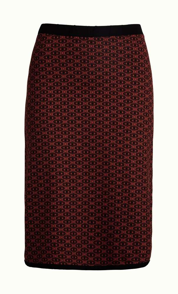Skirt Loopy Sienna Red