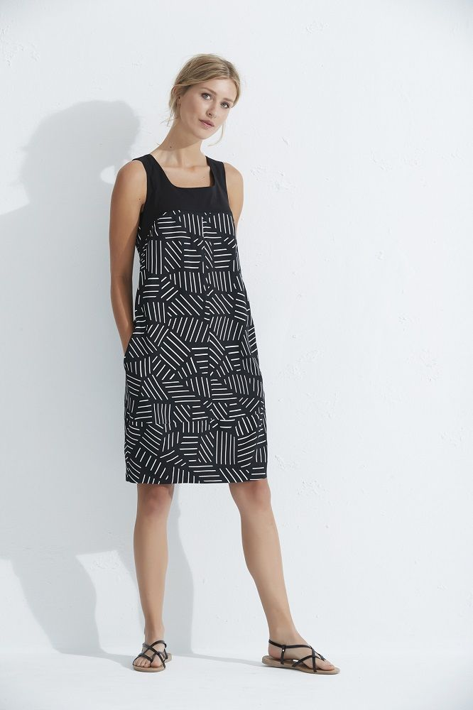 Pelugano Dress Black