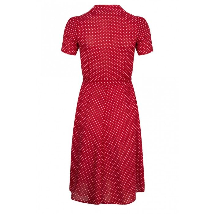Revers Dress Dots