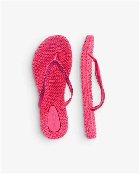 Slipper Cheerful-Warm Pink