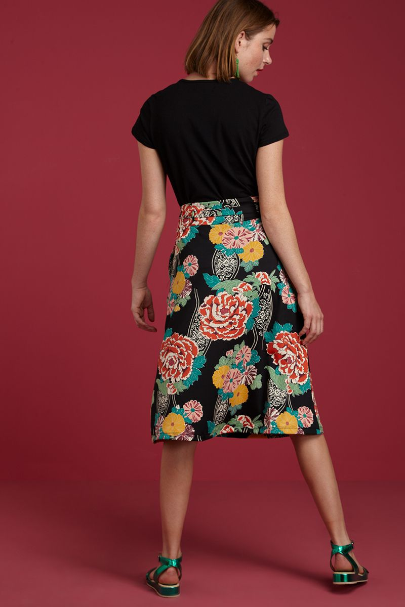 Cecil Skirt Mai Tai Black