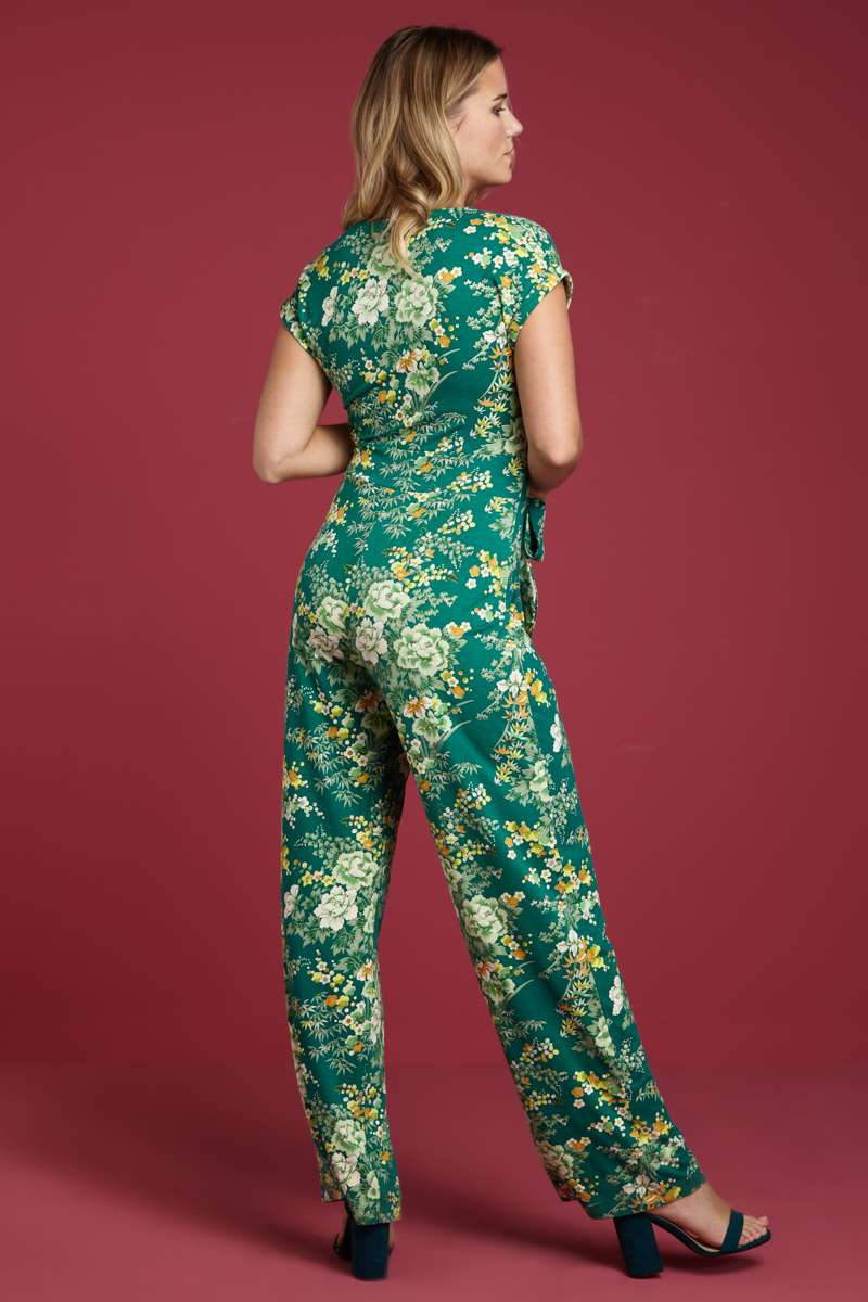 Lot Jumpsuit Makura Para Green