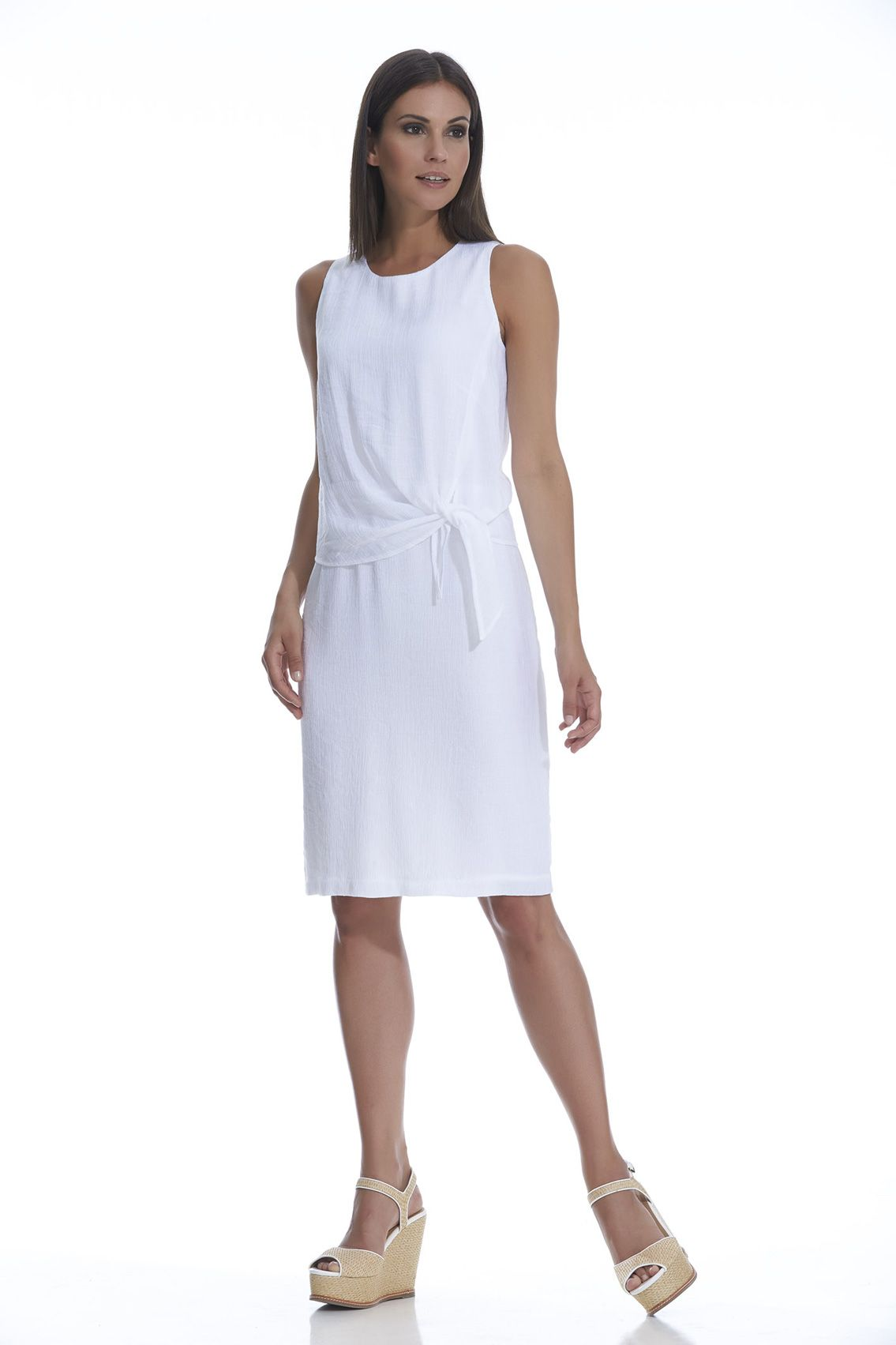 Rinzai Dress White