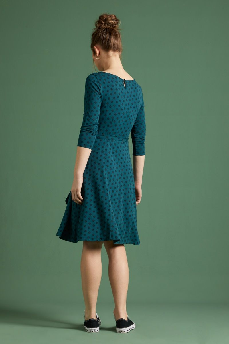 Betty Dress York Pond Blue