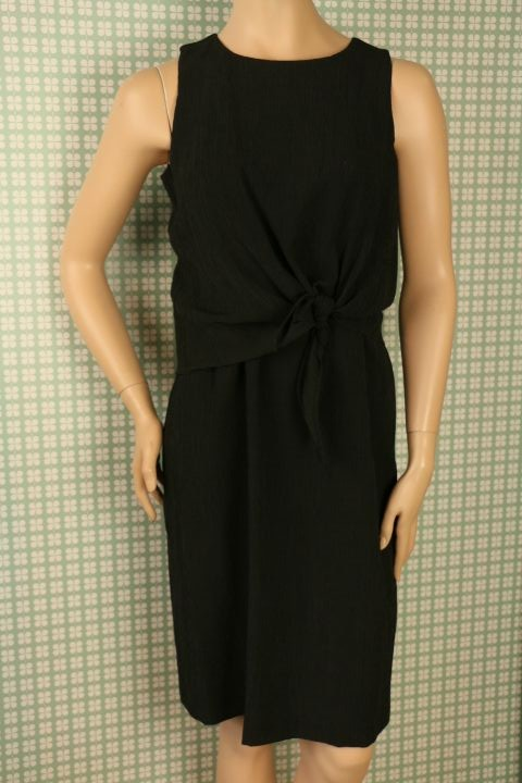 Rinzai Dress Black