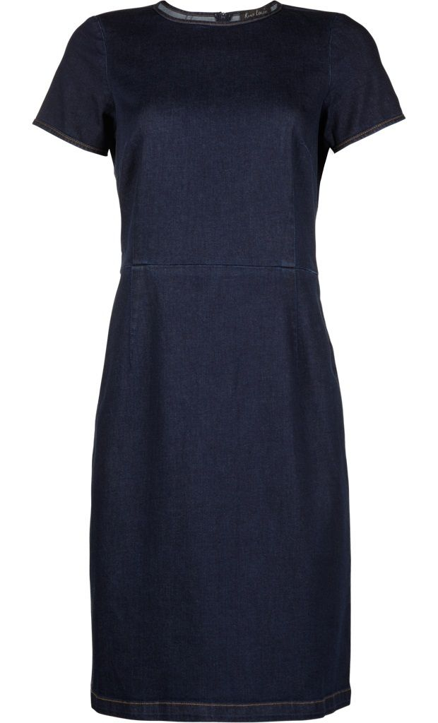 Modal Dress Denim