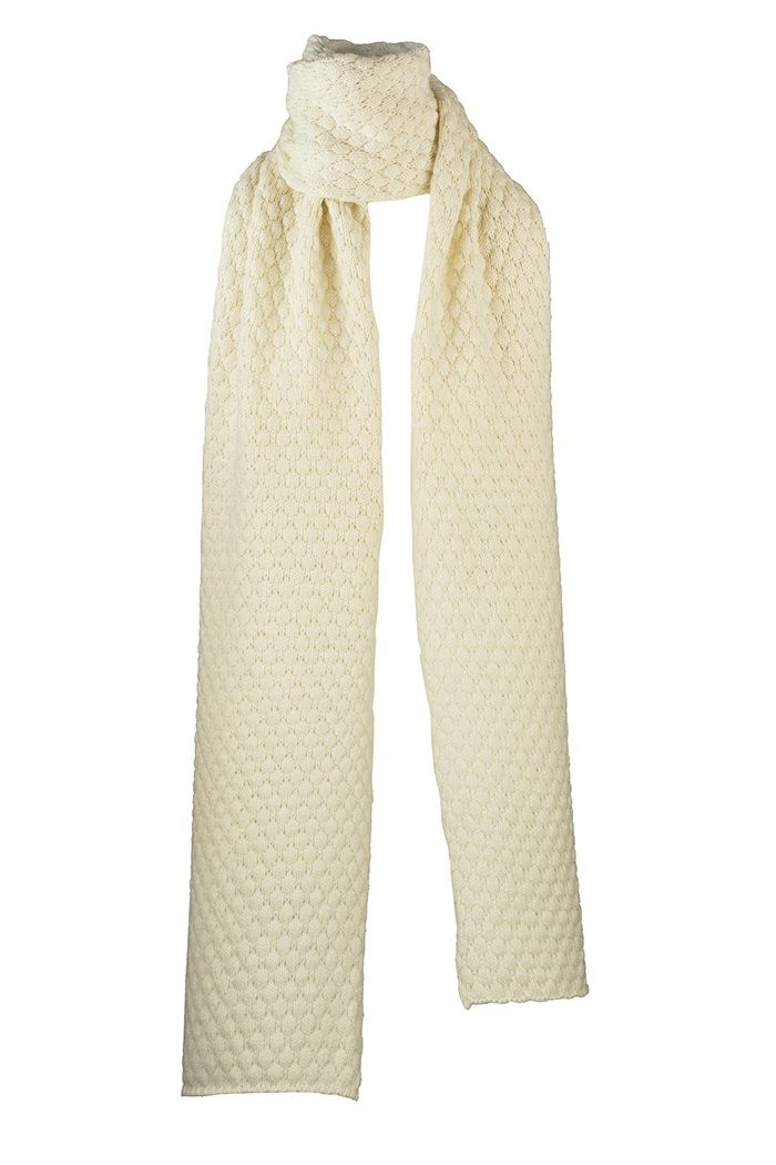 Scarf Off White