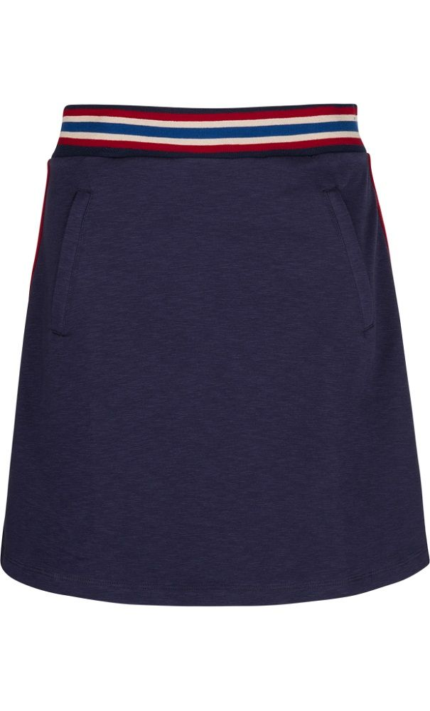 Davis Skirt Uni Slub Sweat