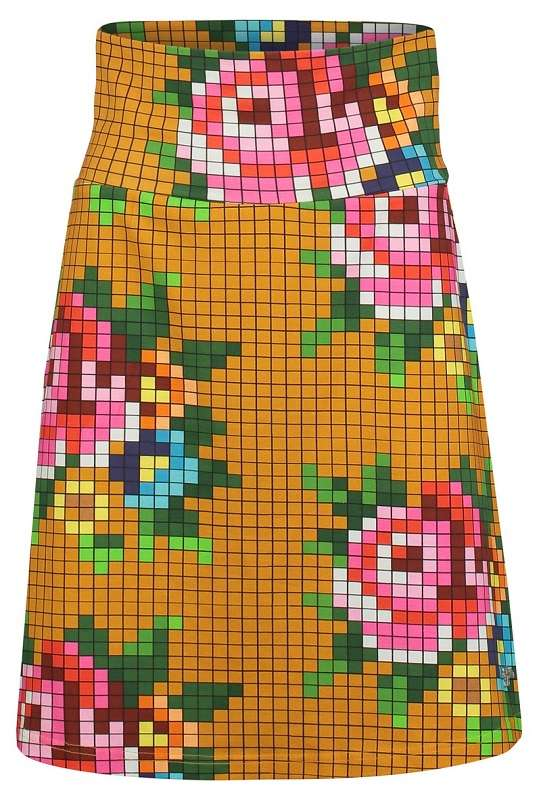 Skirt Pixel Rose Gold