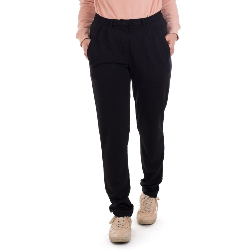Pants Michelle Black Den Crepe